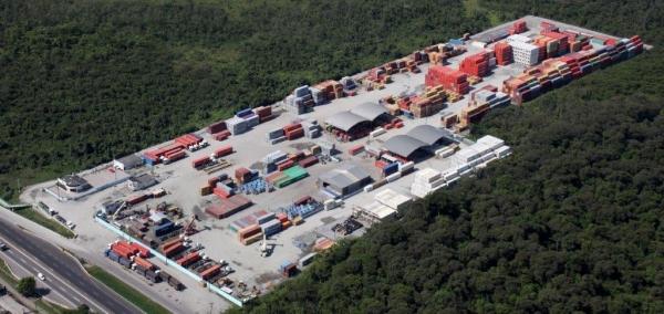 Guarujá prepara implantação de zona retroportuária