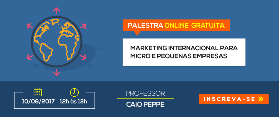 Marketing Internacional para Micro e Pequenas Empresas