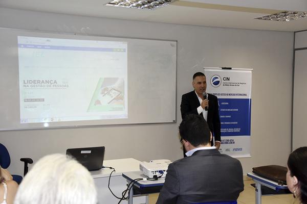 Centro Internacional de Negócios apresenta plataforma de exportações e importações