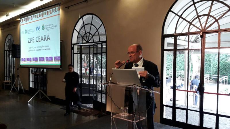 ZPE Ceará é destaque em encontro da Câmara Japonesa em São Paulo
