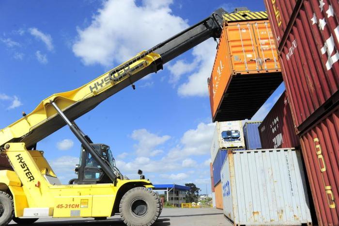 Exportações gaúchas crescem 6,4% em abril, aponta Fiergs