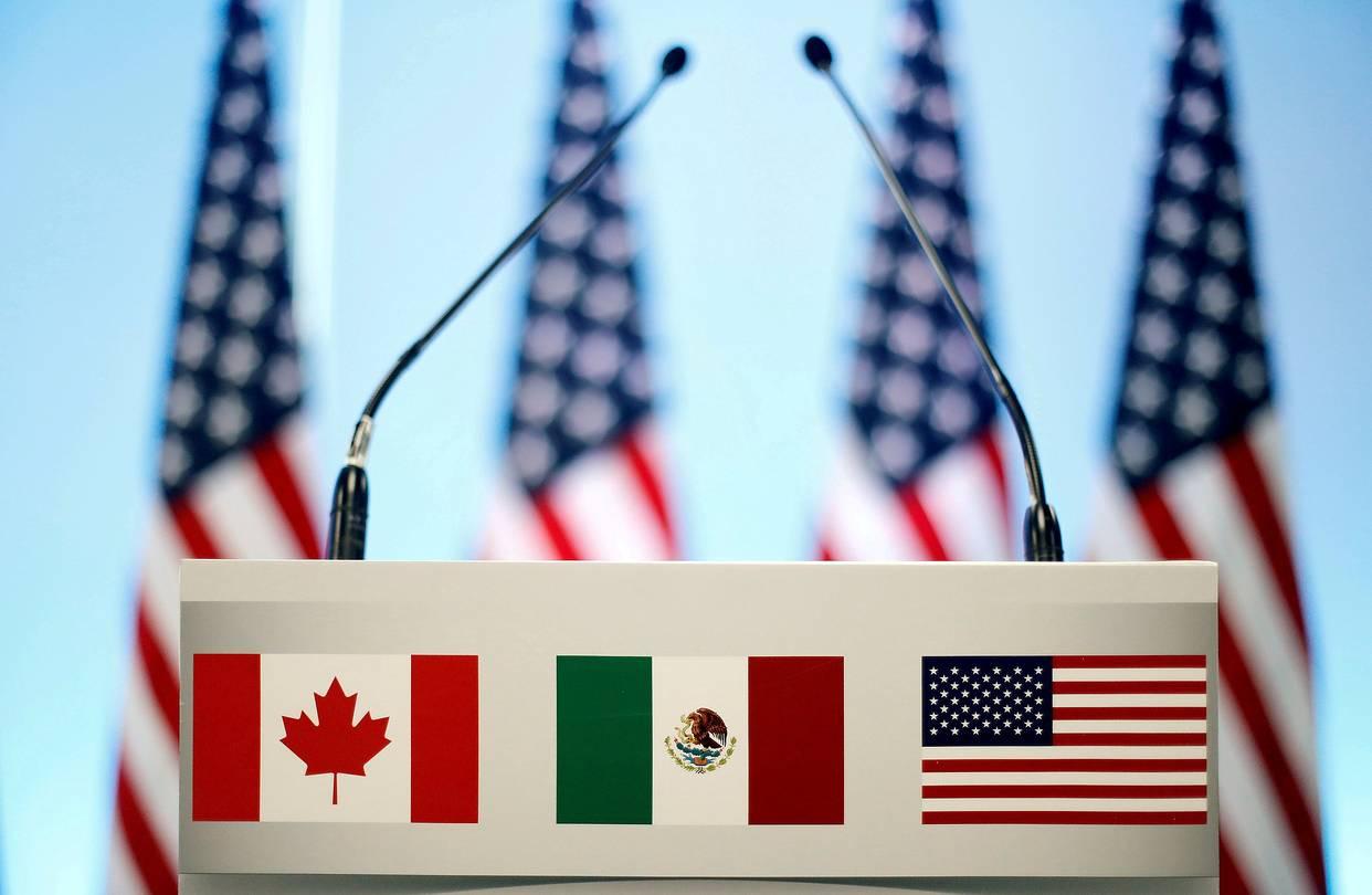 Canadá e EUA chegam a acordo para substituir o Nafta