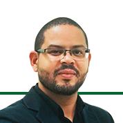 Coordenador do Curso - Alex Cordeiro Alves da Silva