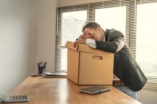Como lidar com o desemprego