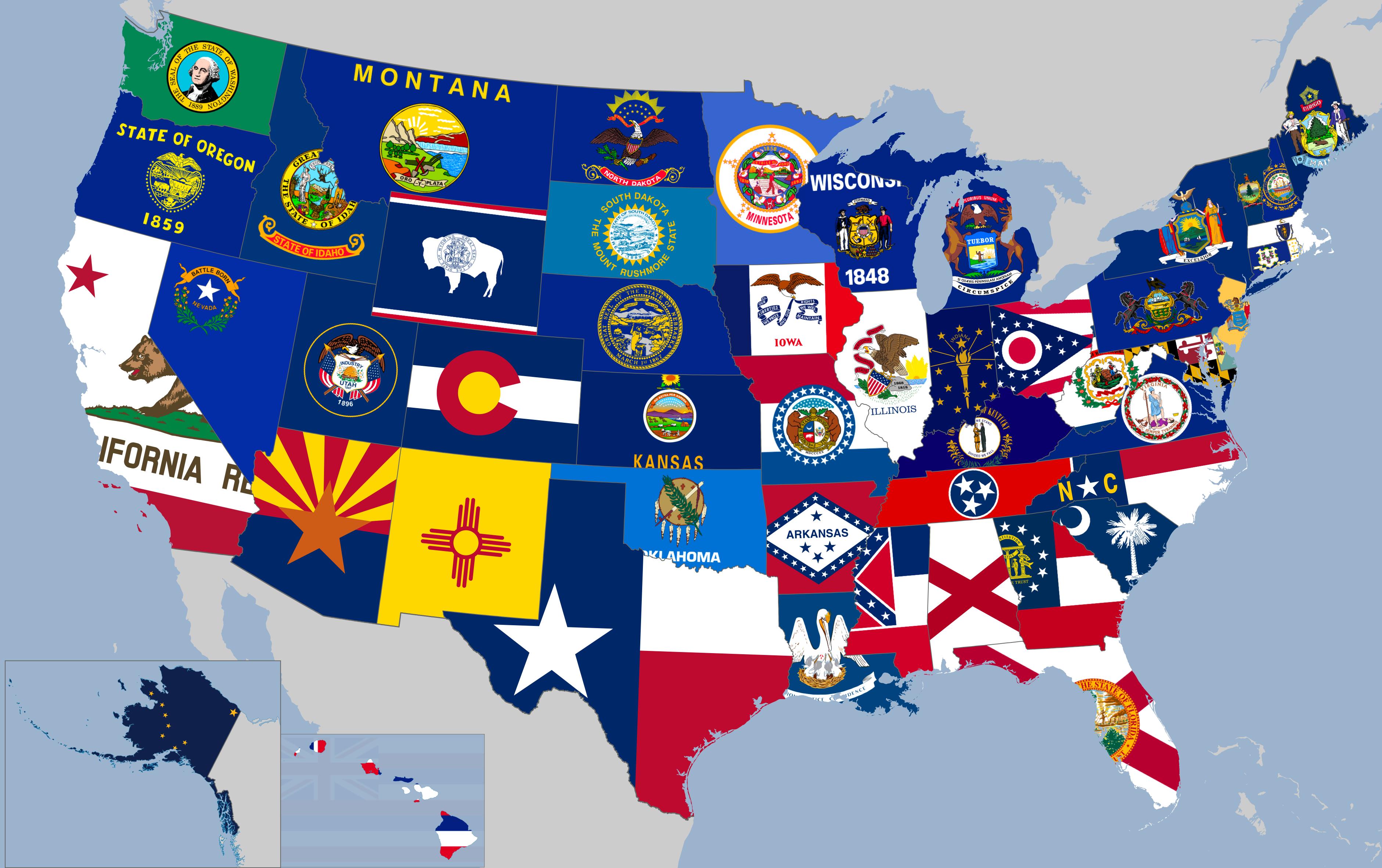 Quais os melhores estados para morar nos EUA